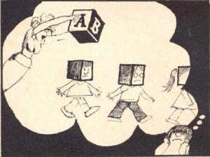 Claudius cartoon (artikel Freire)