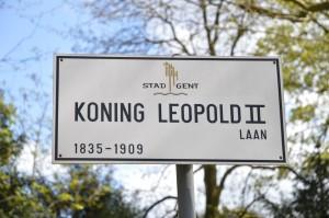 Leopold II laan Gent