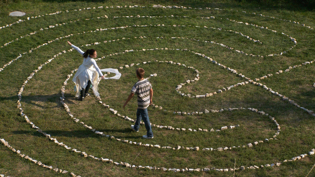 sensory labyrinth theater